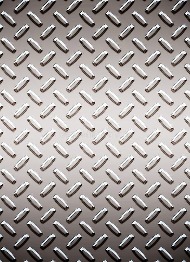 Download Alloy diamond plate metal stock vector. Image of treadplate - 3056586