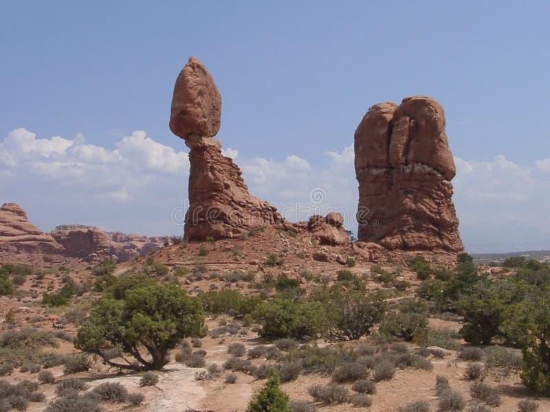 allsidig rock royaltyfria foton