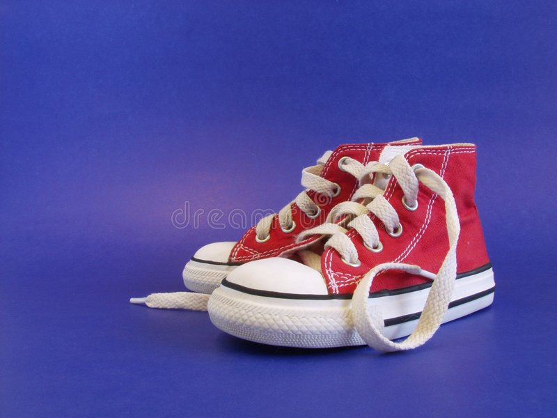 Download Allstar 2 stock image. Image of laces, lace, shoes, blue - 22827