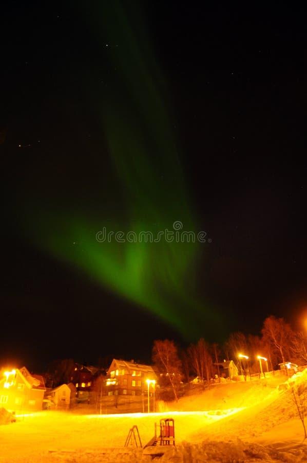 allume nordique photo stock