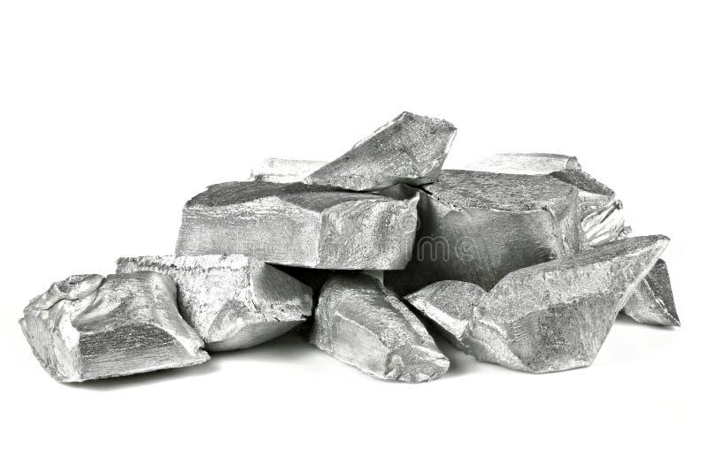 alluminio immagine stock