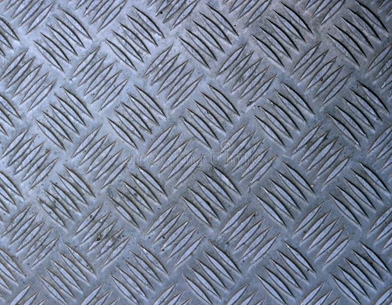Alluminium Textured imagens de stock royalty free