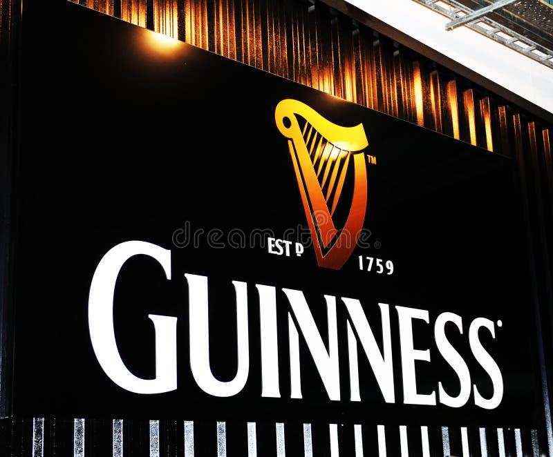 Almacén de Guinness fotos de archivo