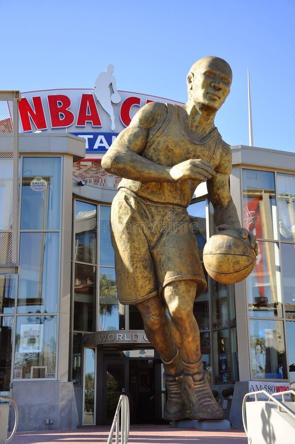 Almacén de la ciudad de NBA en Orlando universal fotos de archivo libres de regalías