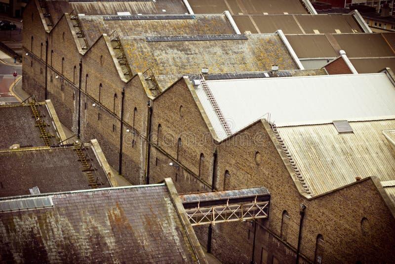 Almacén Dublín de Guinness fotografía de archivo