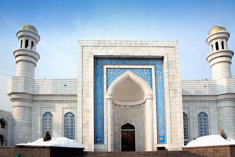 Almaty, Kazachstan zdjęcie stock
