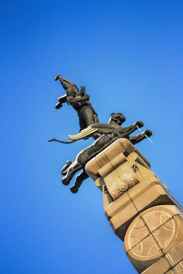 Almaty, Kazachstan zdjęcie royalty free