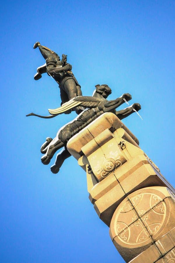 Almaty, Kazachstan fotografia stock
