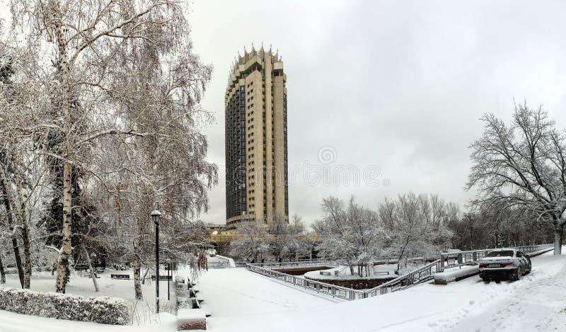 Almaty stad