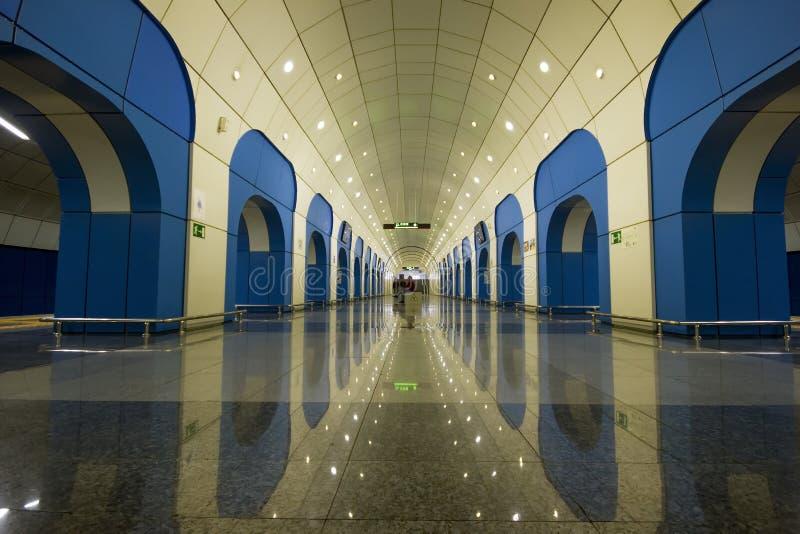 Almaty stad royaltyfri bild
