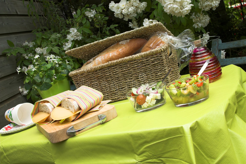 Almoço imagens de stock royalty free