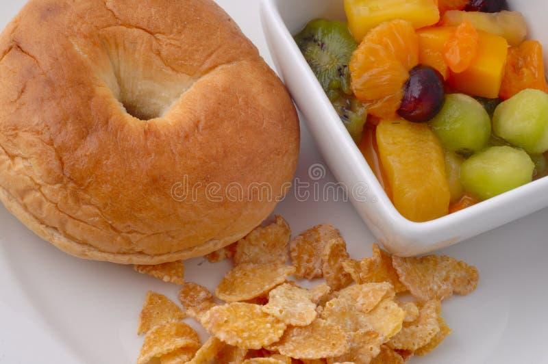 Almoço saudável dos miúdos fotografia de stock