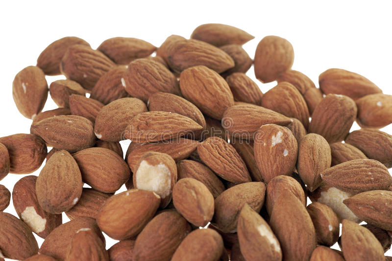 Download Almond stock image. Image of ripe, background, protein - 39500937