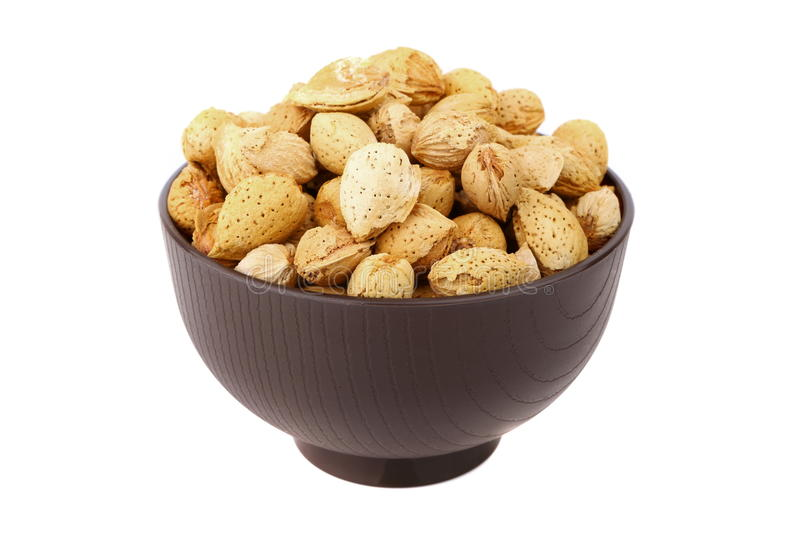 Download Almond In The Bowl Royalty Free Stock Photo - Image: 29838675