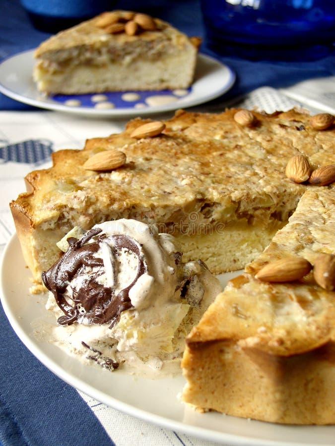Download Almond cake stock image. Image of healthy, fruit, fancycake - 331113