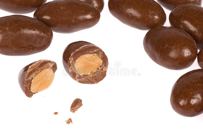 Download Almond candy stock photo. Image of nuts, chocolate, confectionery - 23371906