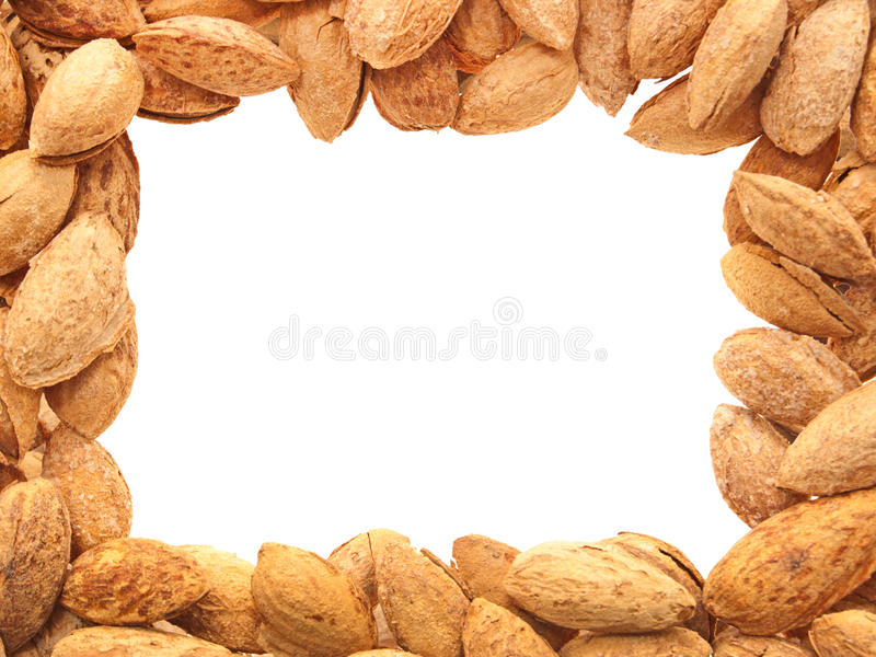 Almond frame.