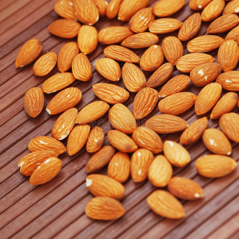 Download Almond Nuts Royalty Free Stock Photos - Image: 17331998