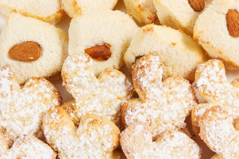 Almond paste royalty free stock photo