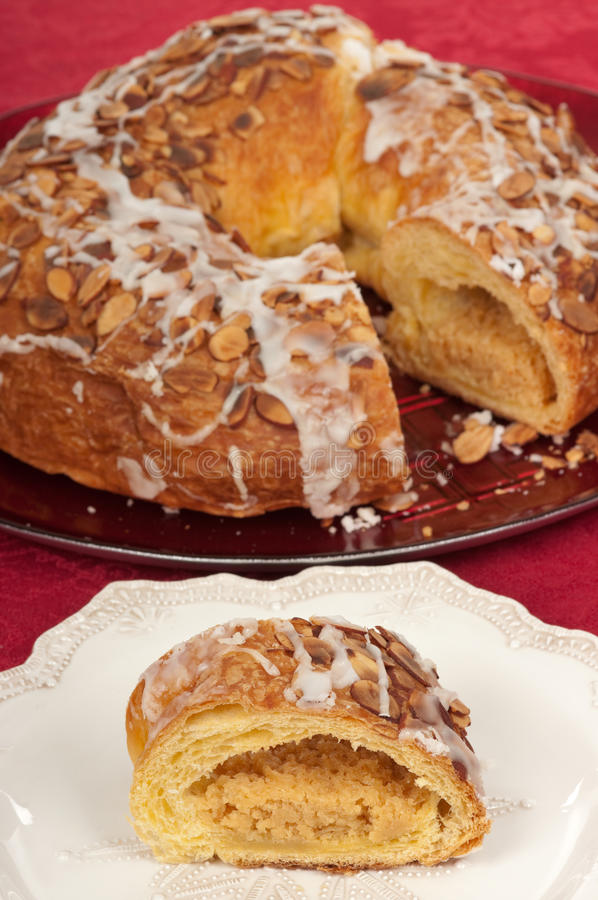 Download Almond Ring stock image. Image of christmas, dessert - 21922927