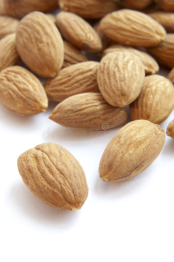 Download Almonds 1 stock photo. Image of delicious, aliment, multiple - 7508042