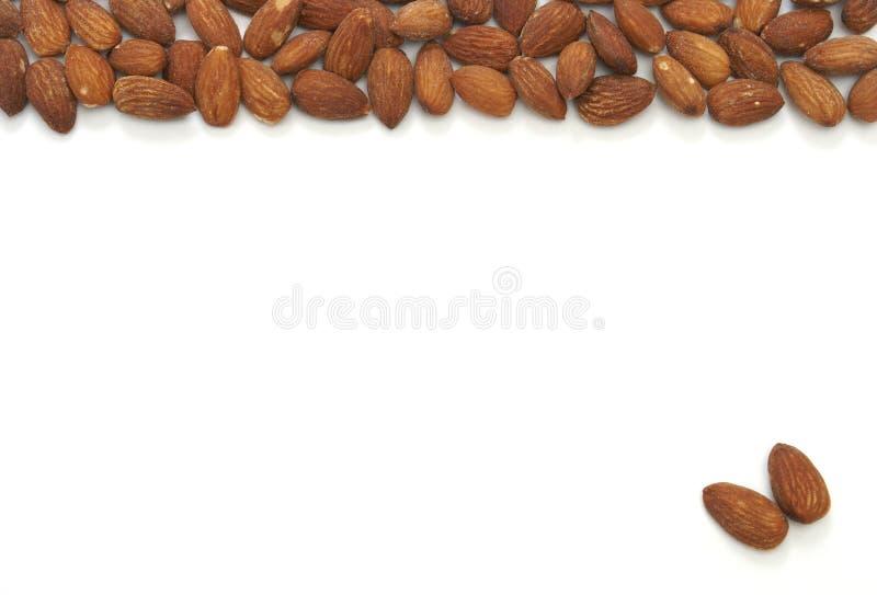Download Almonds stock image. Image of food, macro, pile, organic - 10098599