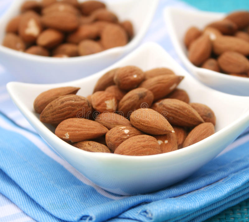 Download Almonds stock image. Image of sweets, food, gourmet, sweet - 11489077