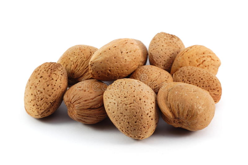 Download Almonds stock photo. Image of food, noisette, natural - 13055558