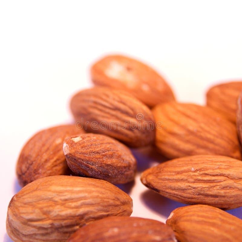 Free Almonds Royalty Free Stock Image - 13687276