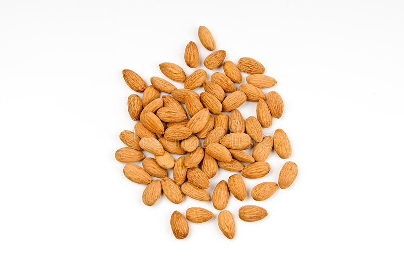 Download Almonds stock photo. Image of roasted, almond, bunch - 21970150