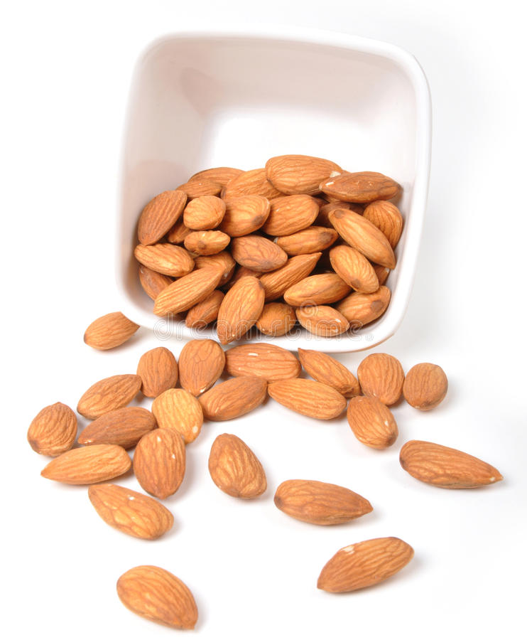 Free Almonds Stock Photography - 25605532