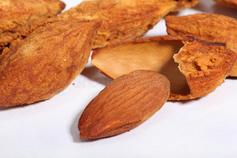 Download Almonds stock image. Image of fruits, healthy, vitamins - 28803009