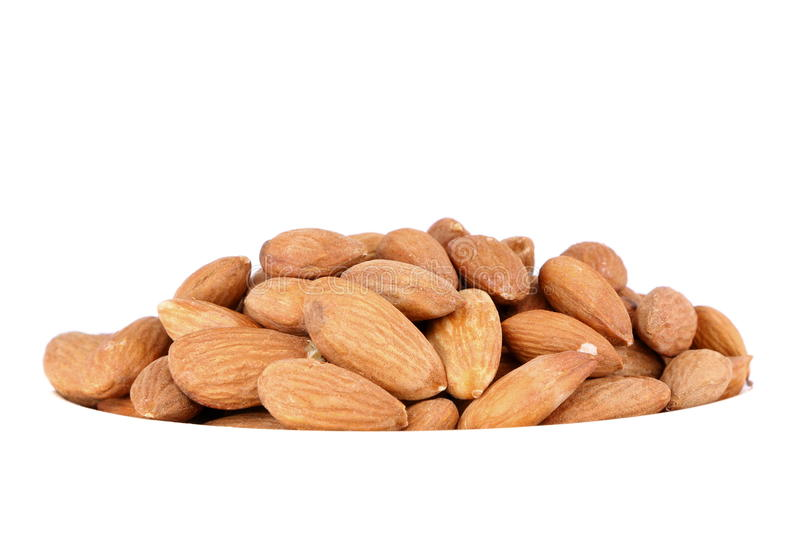 Download Almonds stock image. Image of nutrition, food, white - 29135195