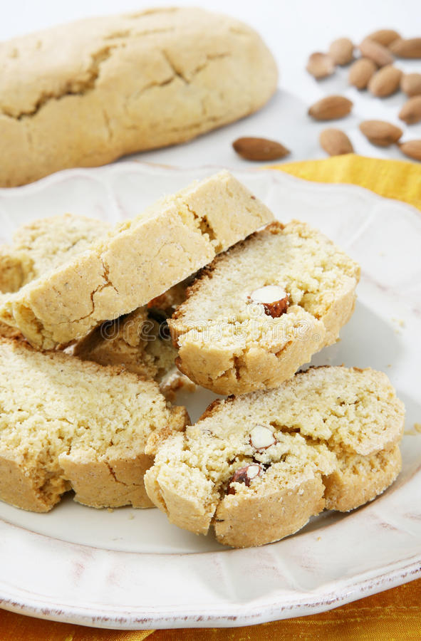 Download Almonds cookies stock photo. Image of almonds, cookie - 14824008