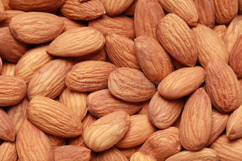 Download Almonds form a background stock photo. Image of nuts - 25893386