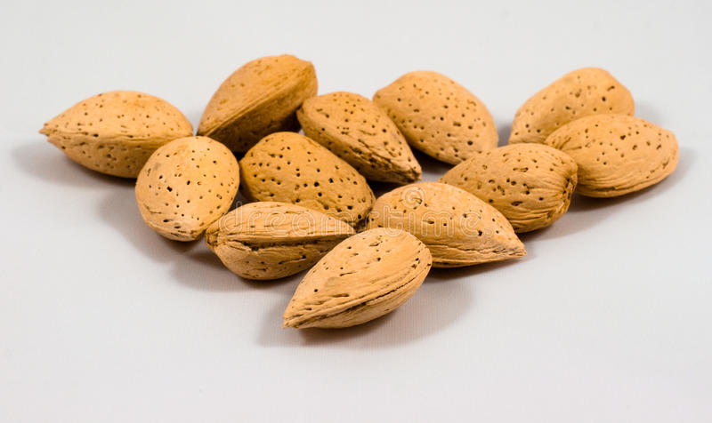 Download Almonds In Shell Royalty Free Stock Photography - Image: 10730457
