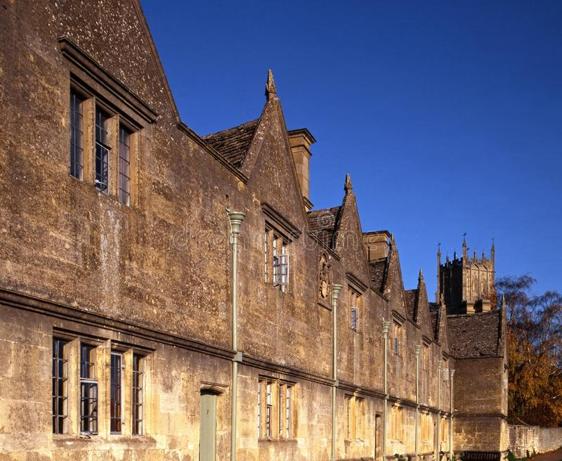 Download Almshouses, Chipping Campden, England. Stock Photo - Image: 28966406