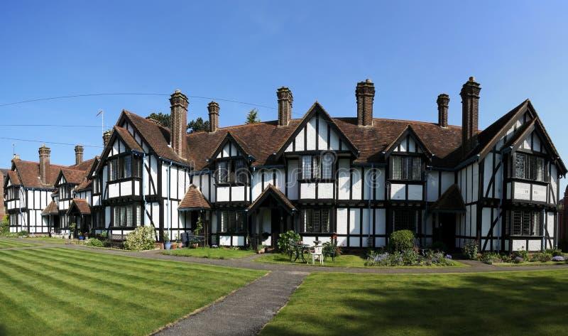 Almshouses terraced cottages tring hertfordshire