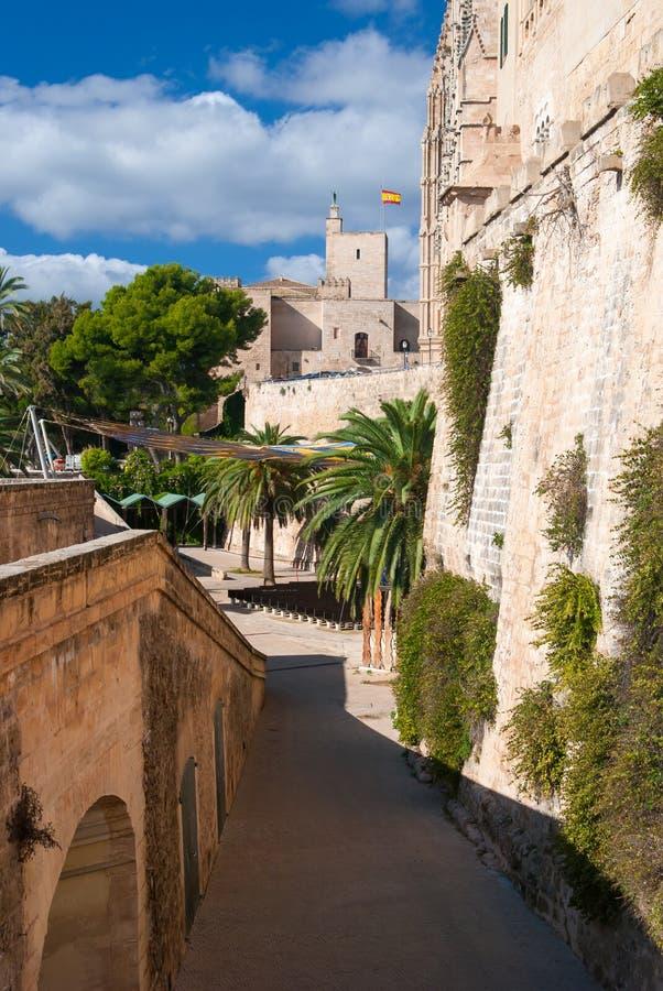 Palma de Majorca, architecture stock photography