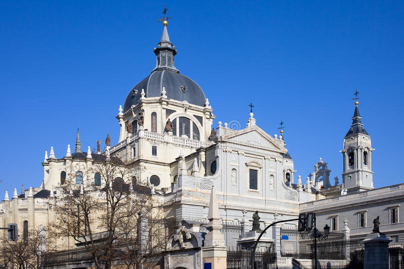 Download Almudena Cathedral In Madrid Stock Photo - Image: 24539492