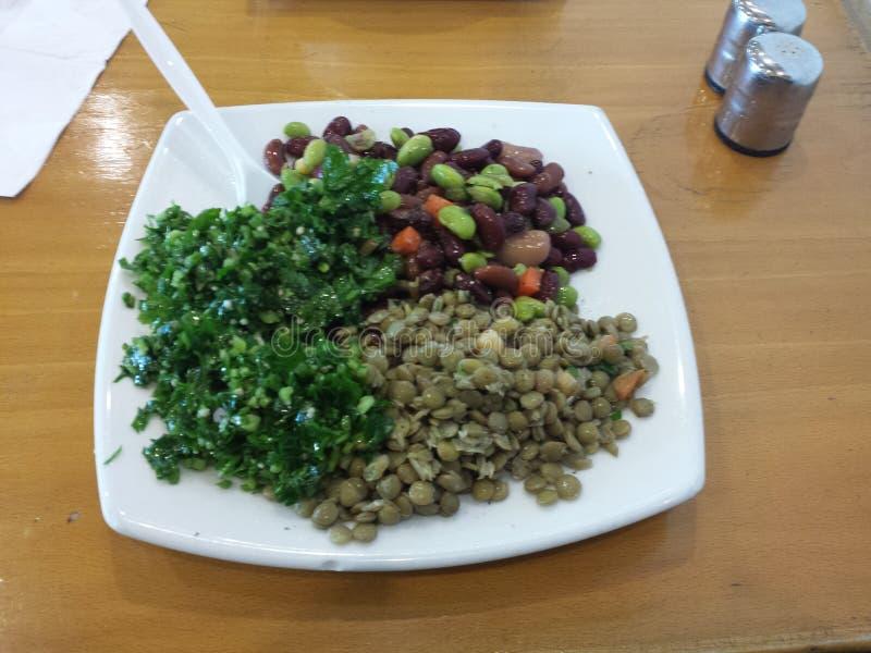 Almuerzo del Veggie fotos de archivo