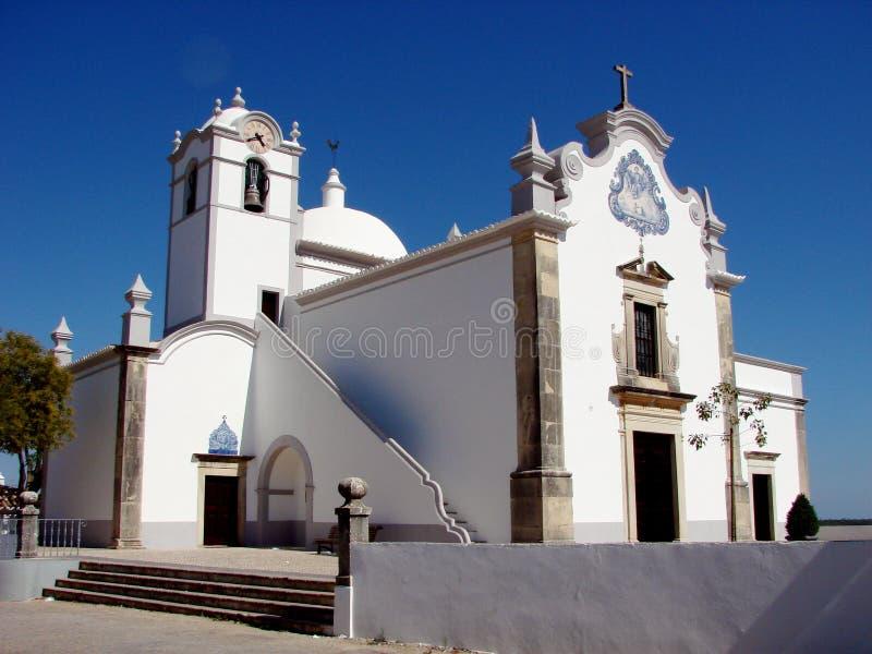 Almuncil church, Portugal royalty free stock photography