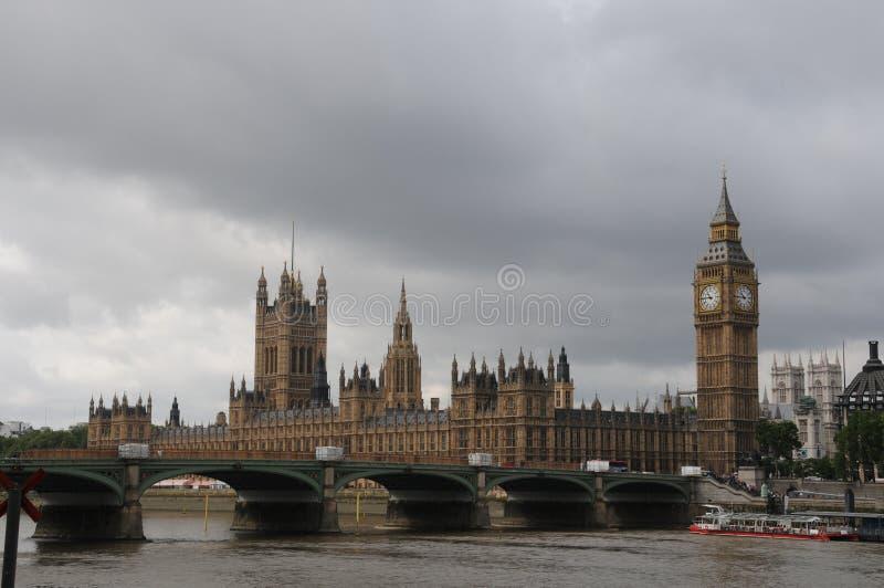 alndmarks london стоковое изображение