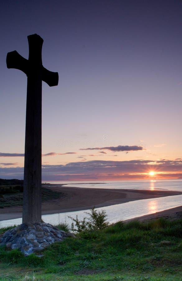 Download Alnmouth Estuary stock photo. Image of england, beach - 2449064