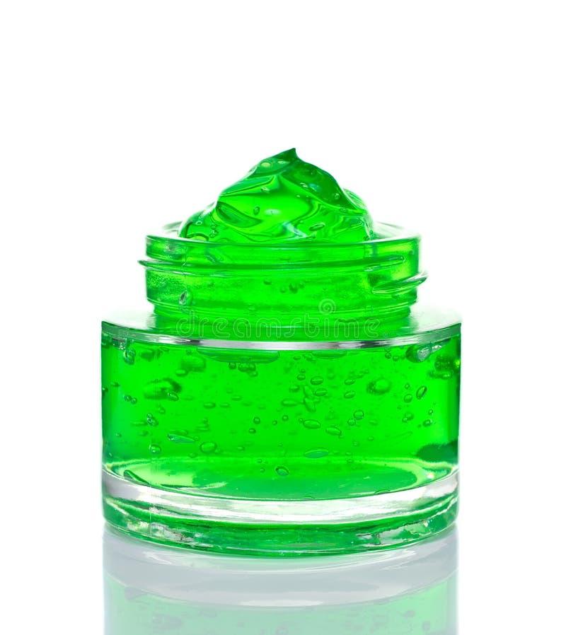 Aloe vera gel. royalty free stock photo