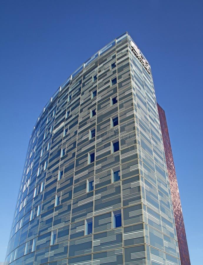 Free Aloft Hotel Building Docklands Royalty Free Stock Photos - 43844498