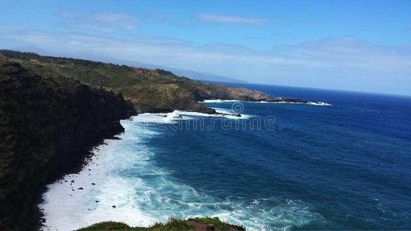 Aloha Ocean stock photography