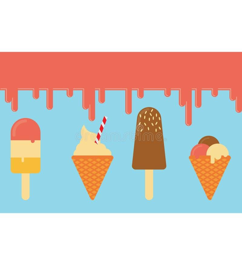 Aloha Summer vektor illustrationer