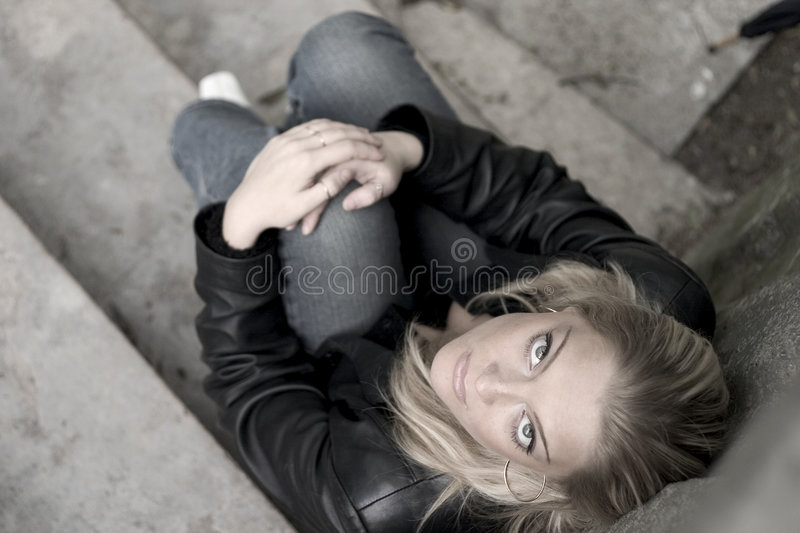 Download Alone Royalty Free Stock Photos - Image: 506768