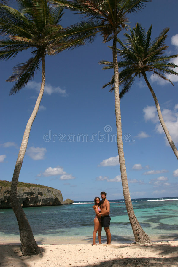 Download Alone in a deserted island stock image. Image of expressive - 654671
